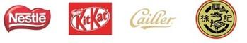 菓子とチョコのブランド