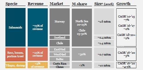 飼料事業の市場構造
